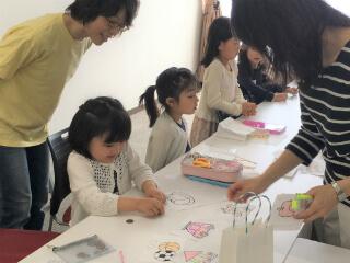 千葉県柏市内保育園にて「おみせやさんのおしごと体験」