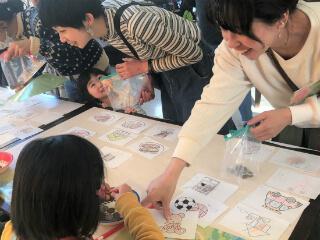 静岡にて「はじめてのおしごと体験」